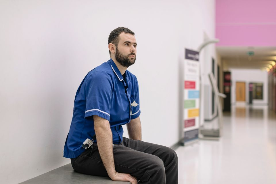 Panos qualified in Greece before spotting an online recruitment campaign for staff in