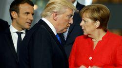 Κοινό ανακοινωθέν Γαλλίας, Γερμανίας, ΗΠΑ, Βρετανίας κατά της Ρωσίας για την υπόθεση