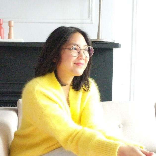 Bettina Huang is the founder of Say