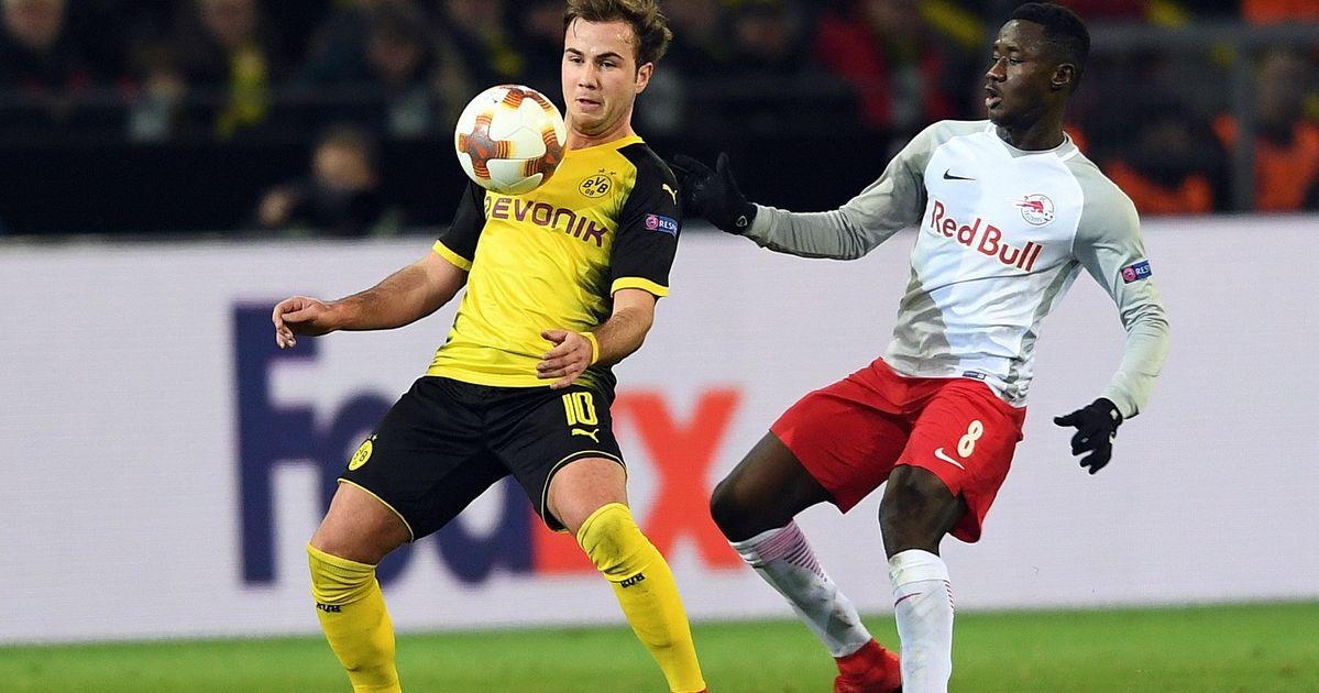 Rb Salzburg Dortmund Im Live Stream Europa League Online Sehen