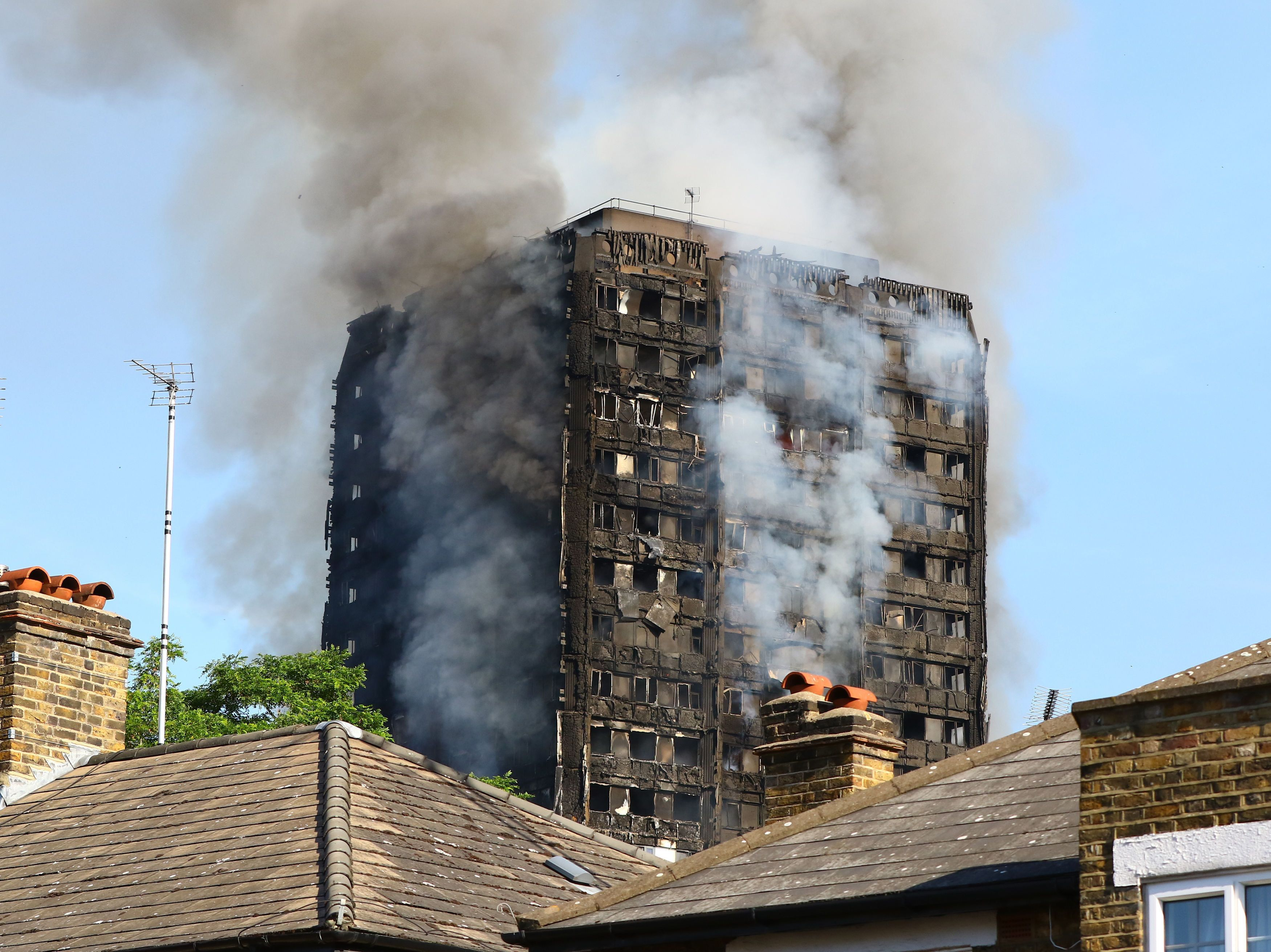 Grenfell Campaigners Fear Others Could Be Living Behind Doors That Failed 30 Minute