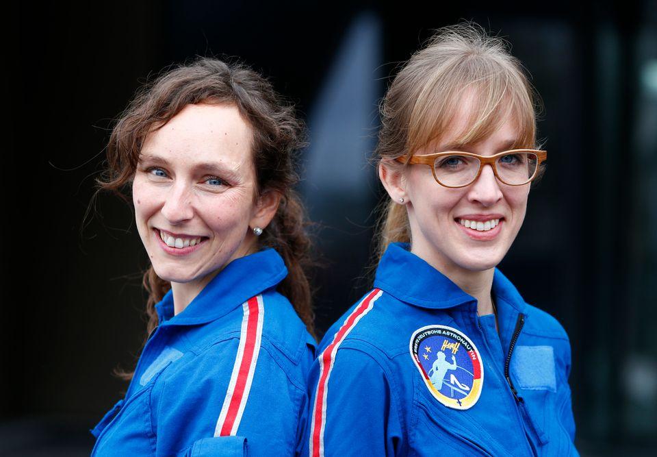Die beiden Finalistinnen: Suzanna Randall und Insa
