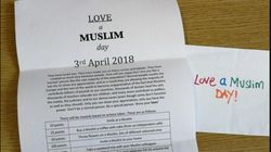 'Love A Muslim Day'? Muslims Don't Need Your