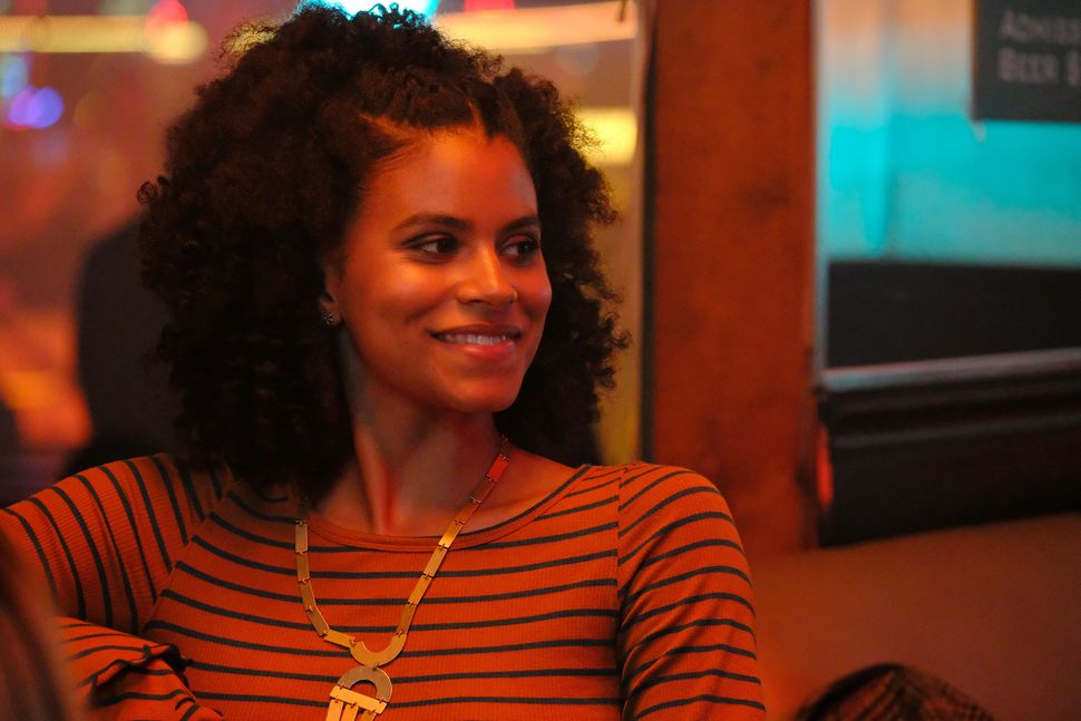 Zazie Beetz as Vanessa.