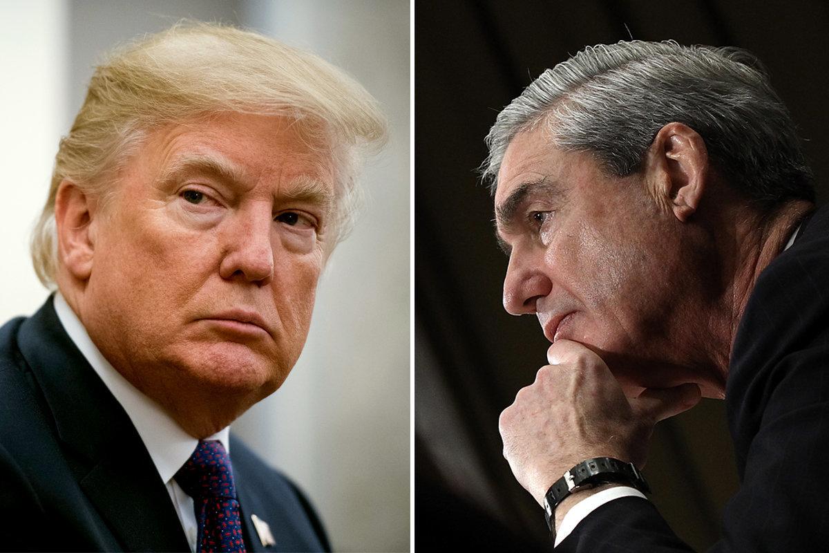 Zeitung: Mueller zwingt Trumps Unternehmen zu Dokumenten-Herausgabe