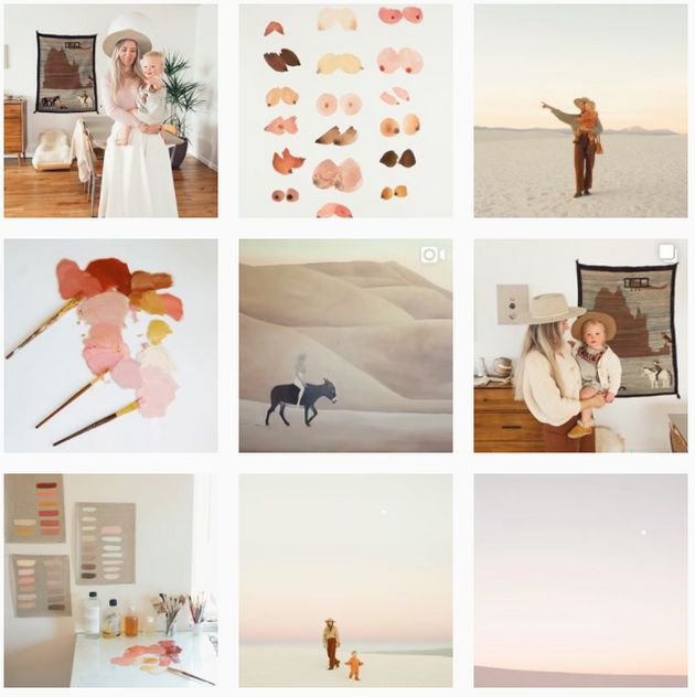@stellamariabaer's airy, neutral