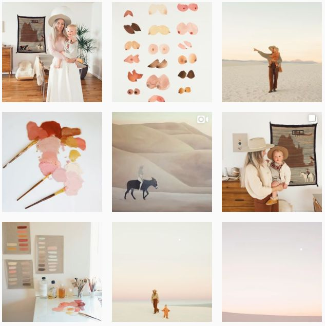 @stellamariabaer's airy, neutral tones