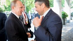 Sigmar Gabriel nimmt Russlands Präsident Putin nach dem Skripal-Attentat in