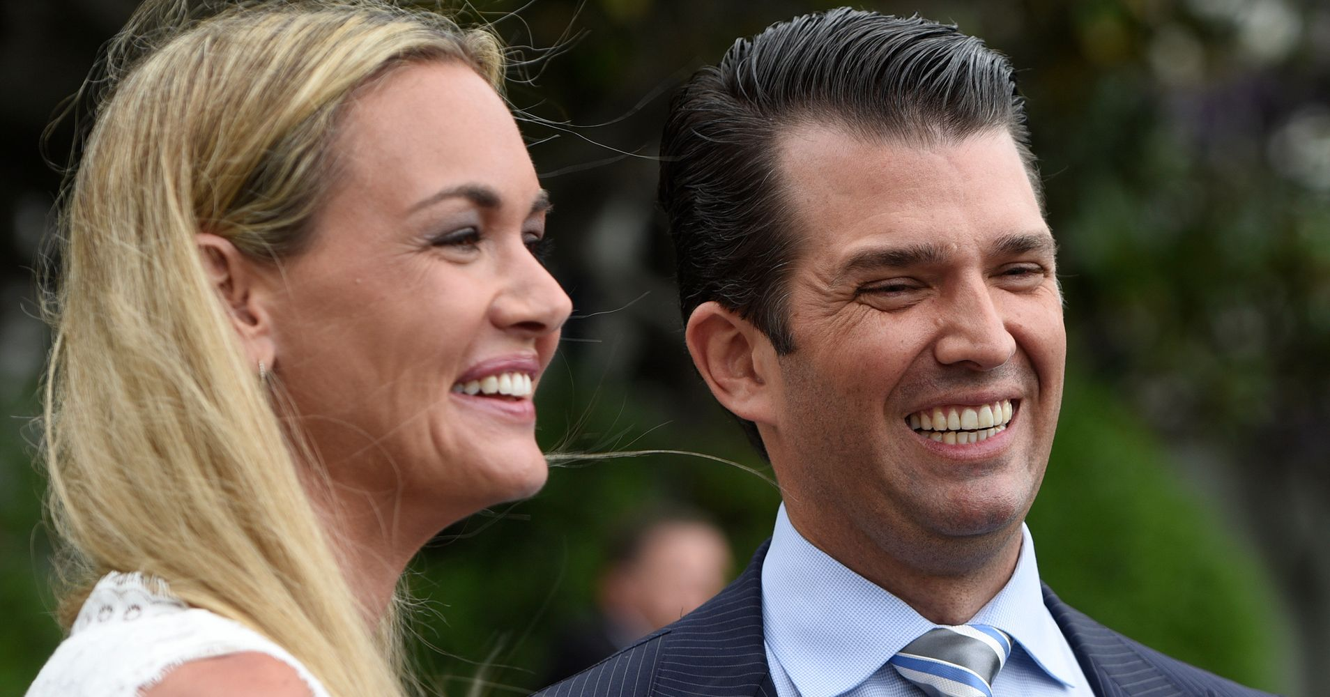 Vanessa Trump Files For Divorce From Donald Trump Jr.