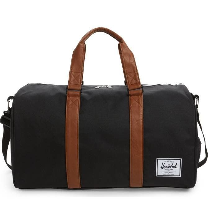 ... 13 men s duffel bags for your next weekend getaway  1. Herschel Supply  Co.