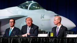 '트럼프가 주한미군 철수를 언급했다'는 보도에 대한 백악관의