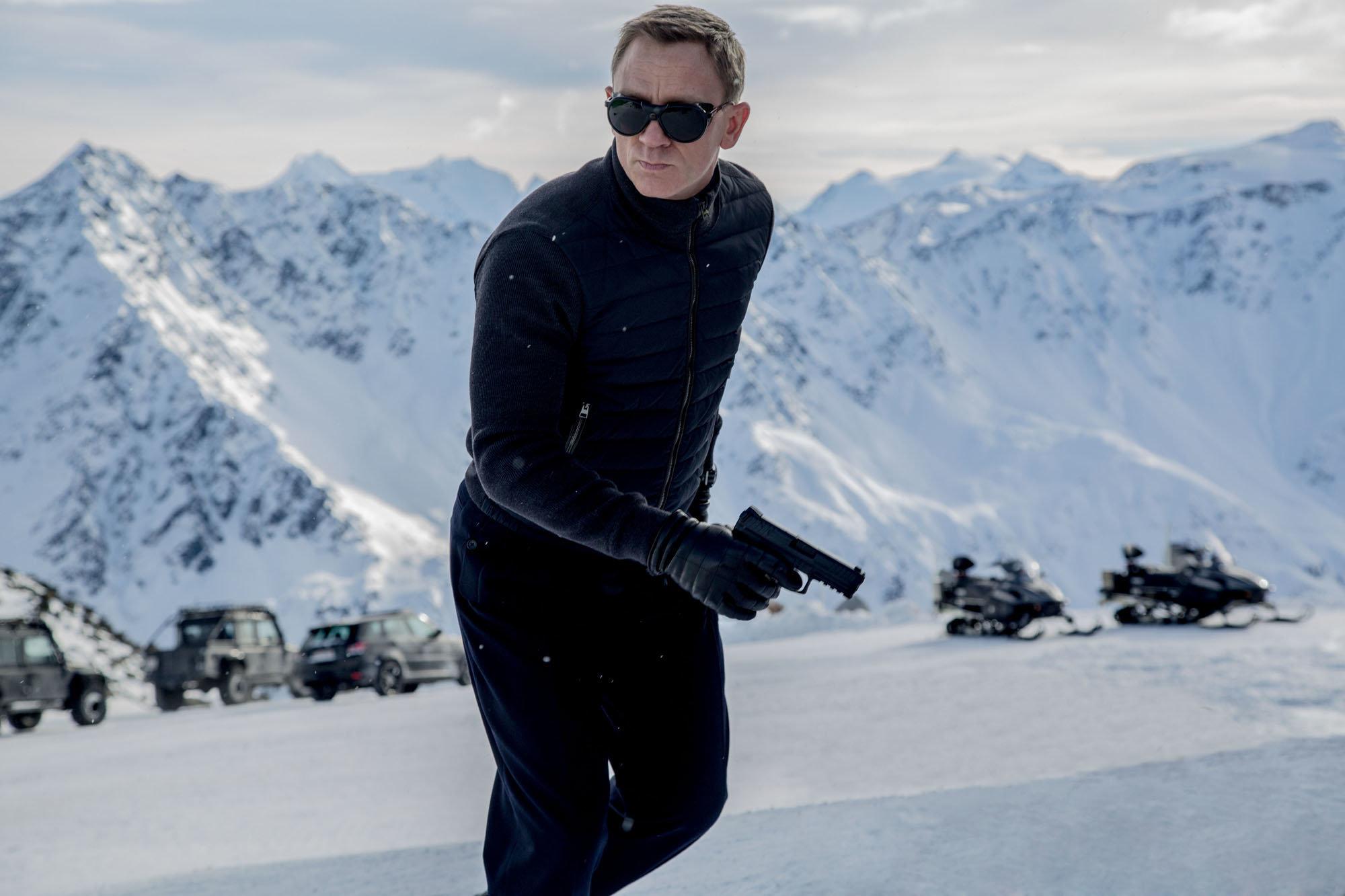 대니보일 감독이 007 시리즈에서