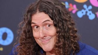 LOS ANGELES, CA - NOVEMBER 08: Weird Al Yankovic arrives at the premiere of Disney Pixar's 'Coco' at El Capitan Theatre on November 8, 2017 in Los Angeles, California.  (Photo by Gregg DeGuire/WireImage)