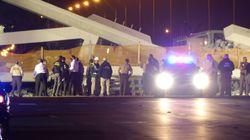 ΗΠΑ: Στους 6 οι νεκροί από την κατάρρευση πεζογέφυρας σε αυτοκινητόδρομο στο