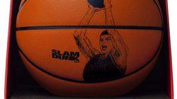 '슬램덩크' 강백호 한정판 농구공이