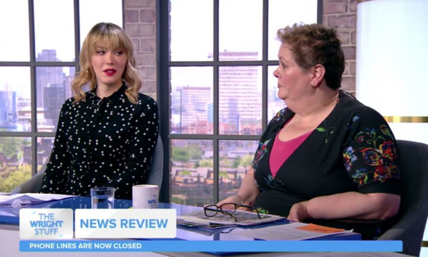 'The Wright Stuff' Cleared By Ofcom Over Anne Hegerty Transgender Comment
