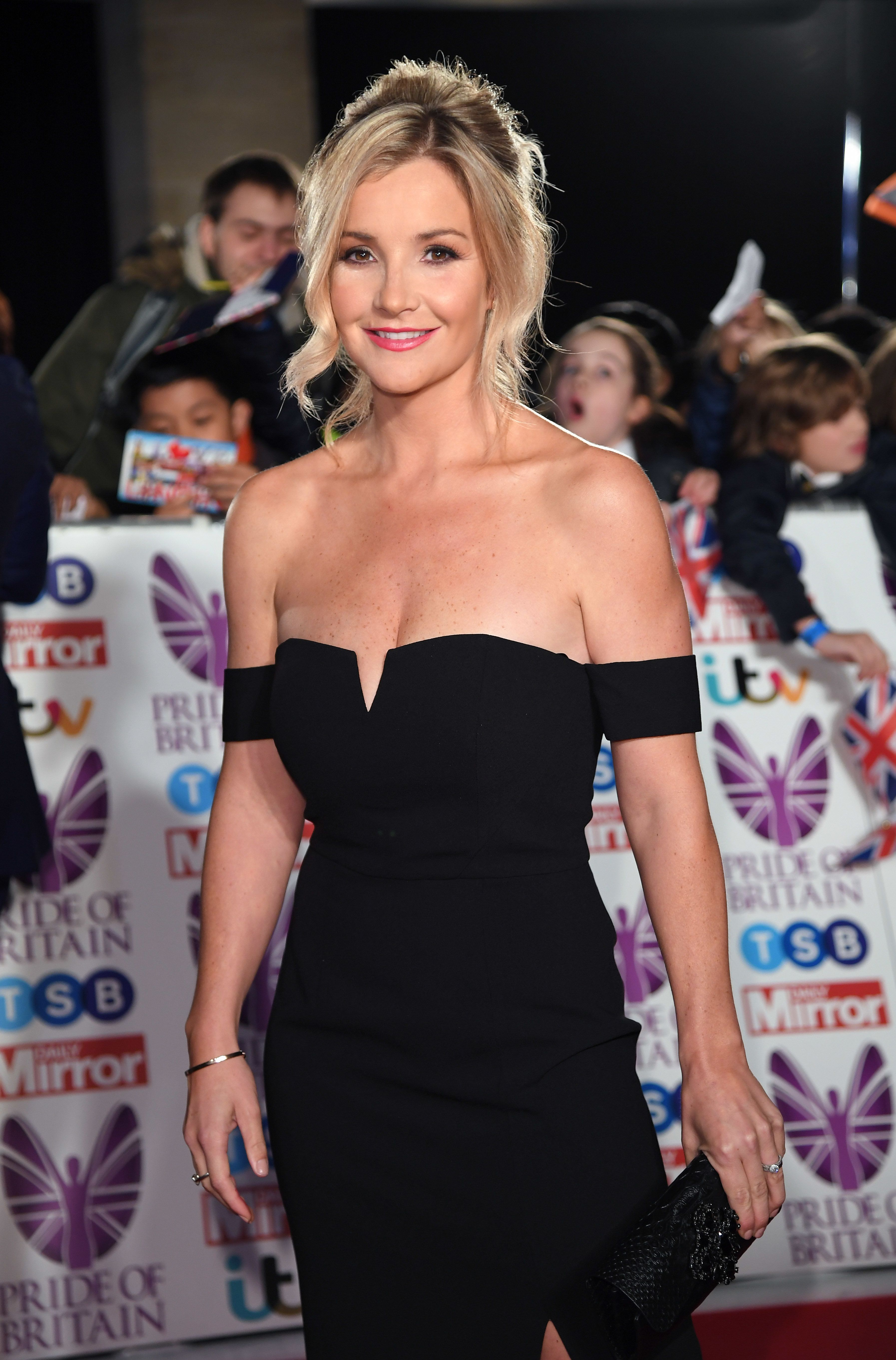 Helen Skelton Shares Her Experiences Of Being 'Groped' Live On Air While