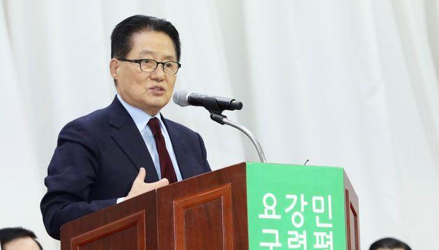 박지원이 자신을 부엉이에 빗대 설명한