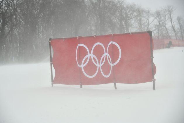 평창동계올림픽 진행인력들이 자원봉사자를 성추행했다는 의혹이