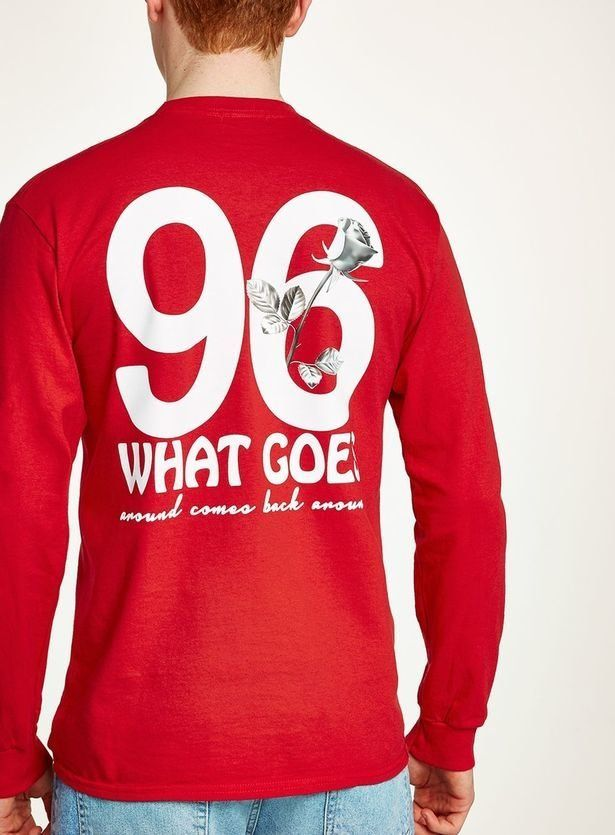 Topman Apologises For 96 T-Shirt That Sparked Outrage For 'Mocking Hillsborough