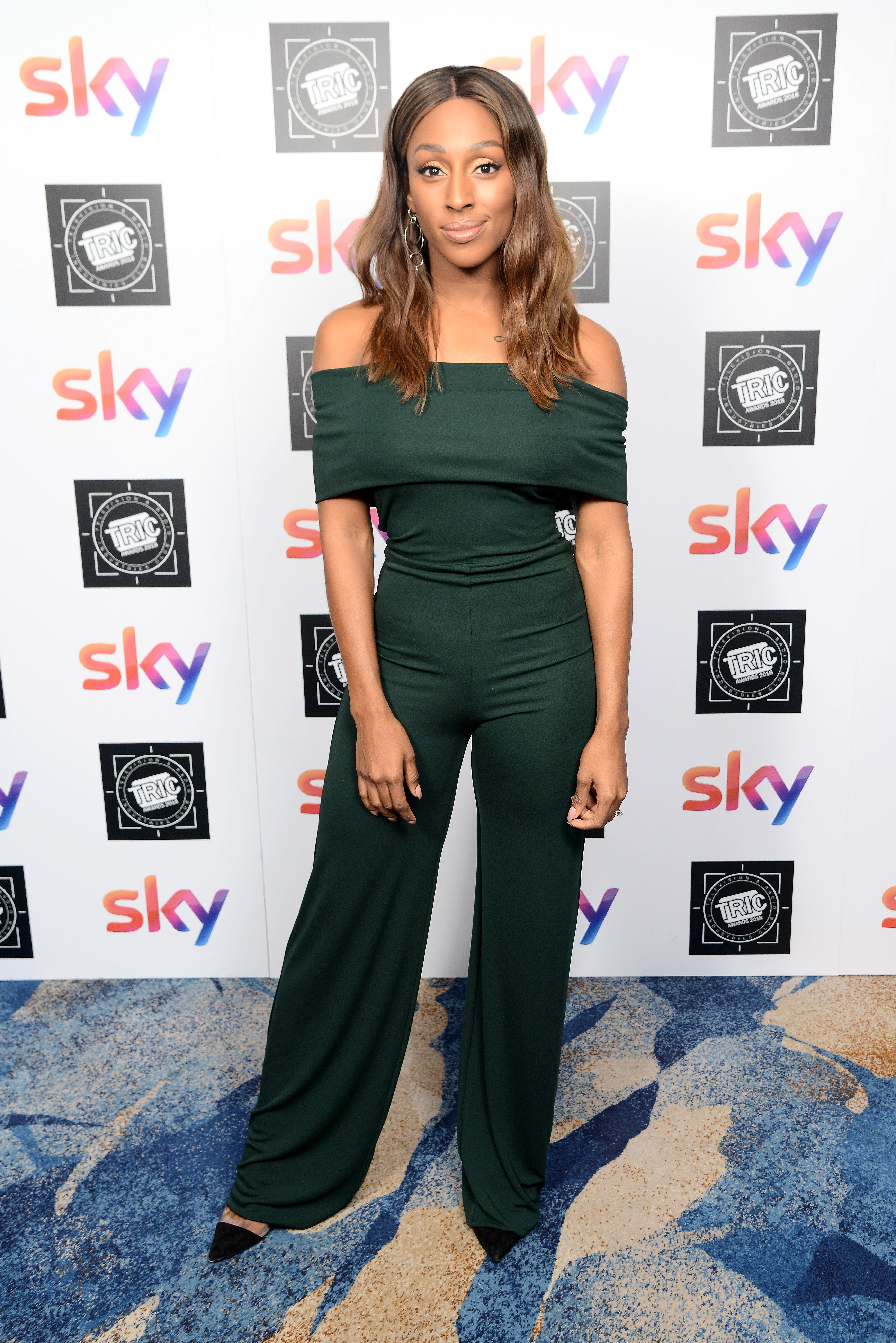'Strictly' Star Alexandra Burke Says UK Has 'Massive Problem' With 'Confident
