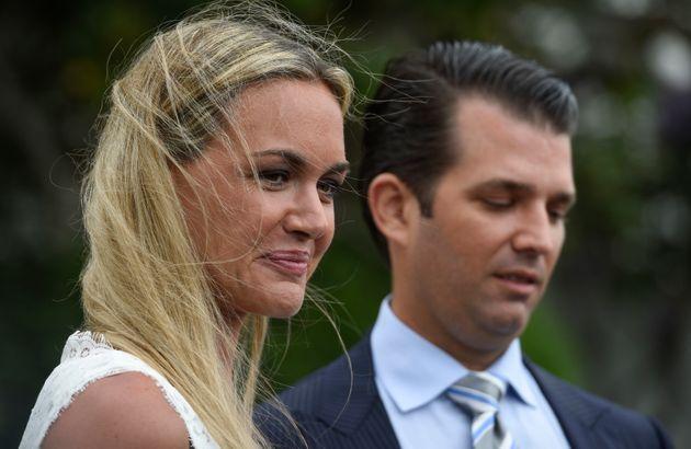 Στα δικαστήρια ο Donald Trump Jr. - τον χωρίζει η σύζυγός του Vanessa