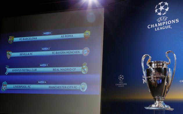 Champions League: un Juventus-Real pour un remake, le Barça et le Bayern