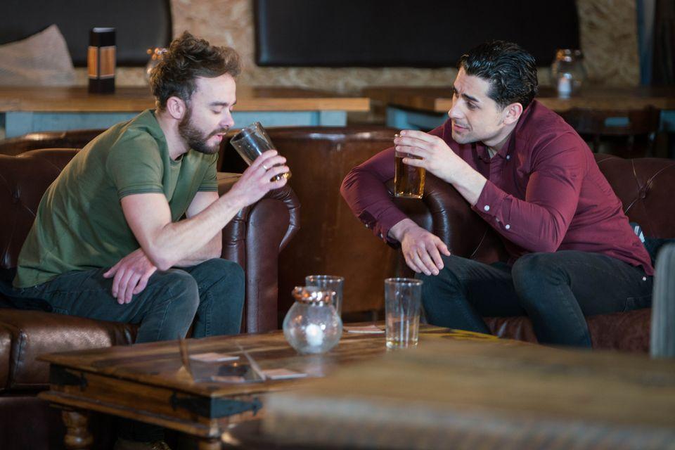 'Coronation Street' viewers have seen David and Josh become