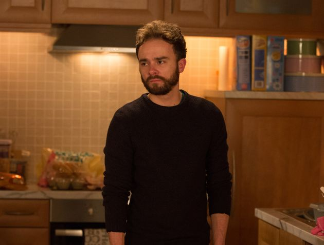 Jack P Shepherd, who plays David