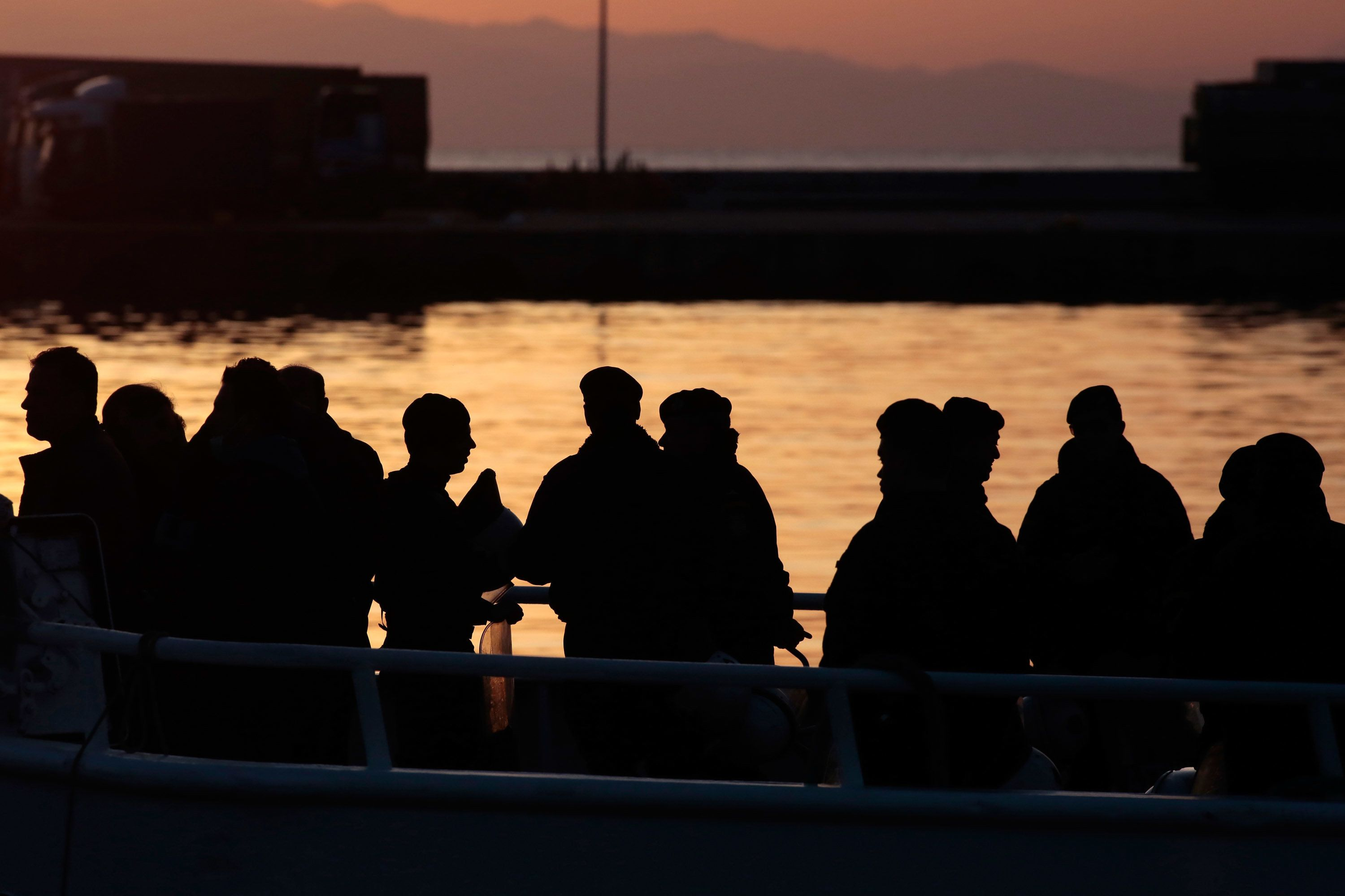 More than 1600 illegal migrants nabbed in Turkey