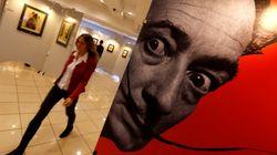 Espagne: la dépouille de Dali a retrouvé sa demeure après les tests