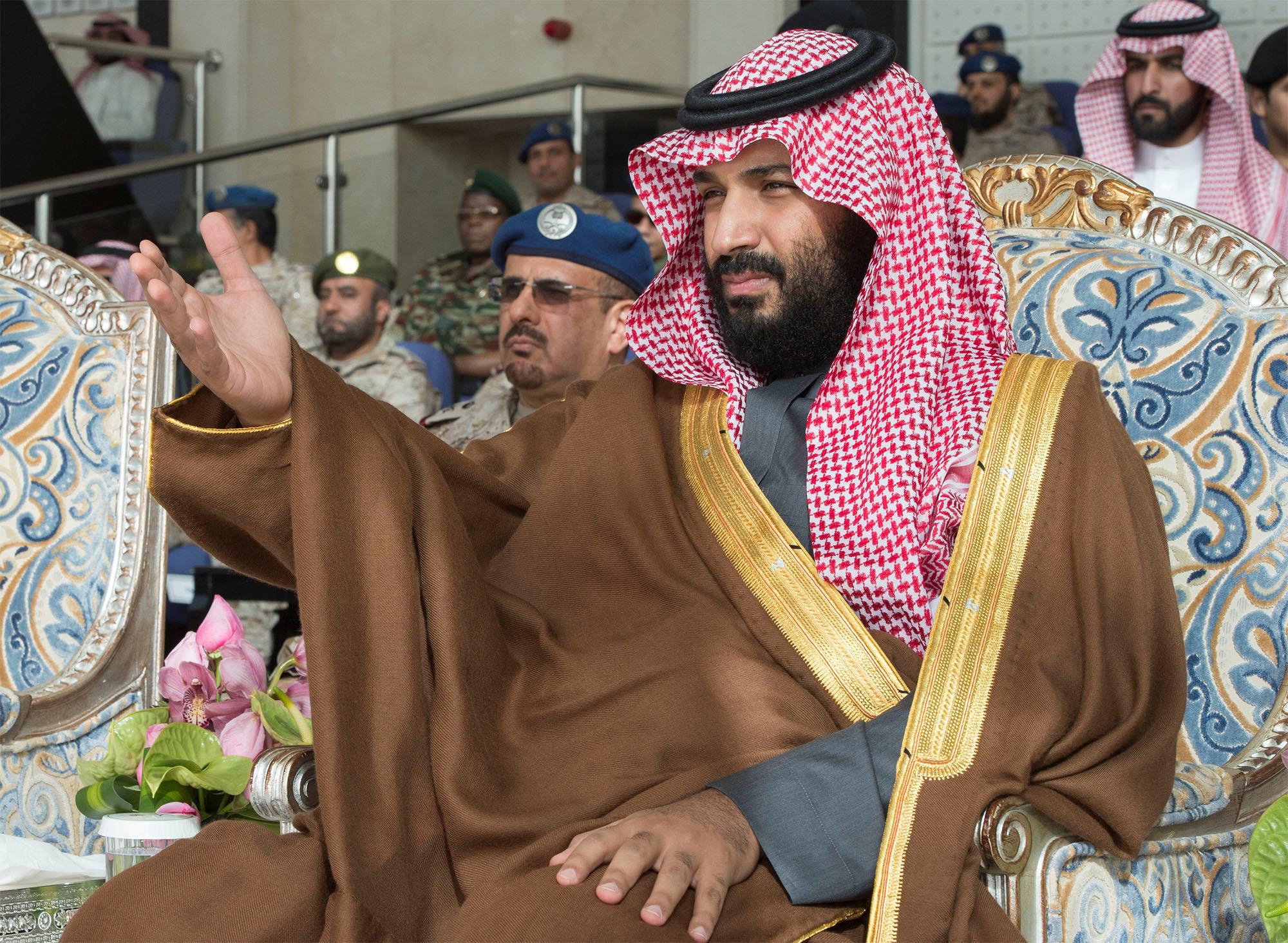 Si l'Iran développe la bombe atomique l'Arabie saoudite fera de même — MBS