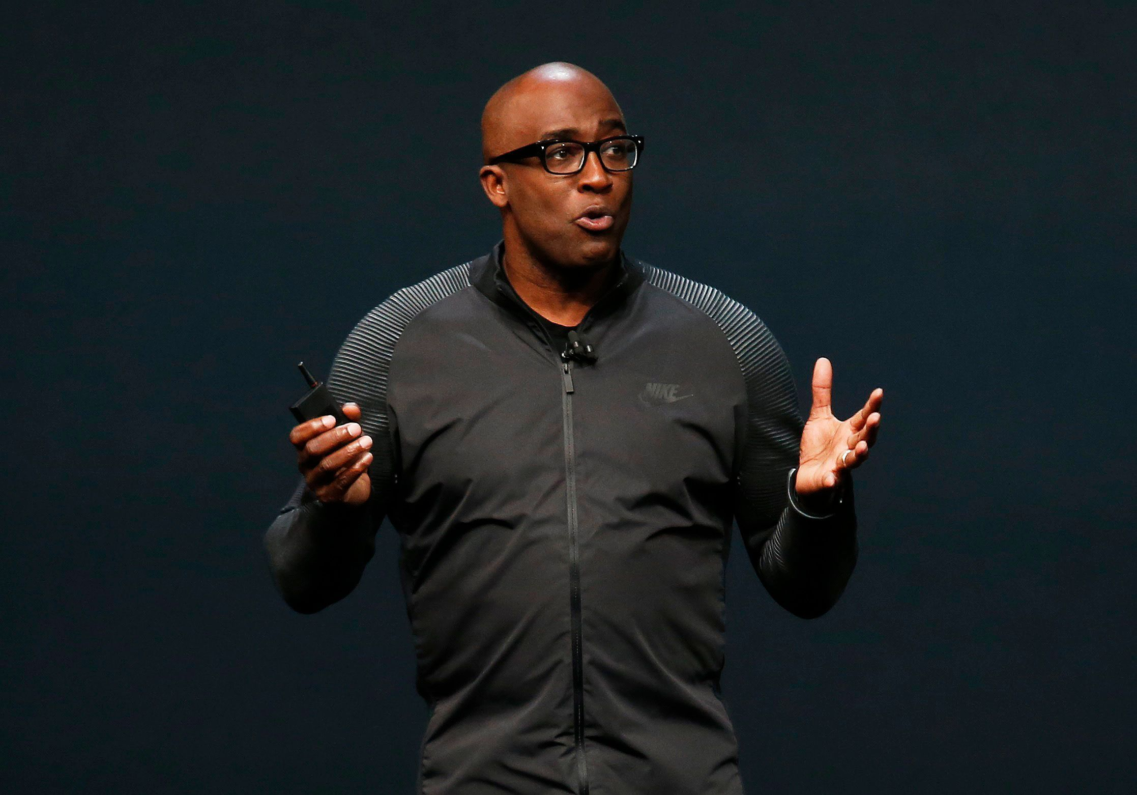 Jayme Martin second Nike executive to exit this week