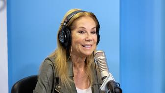 NEW YORK, NY - MARCH 14:  (EXCLUSIVE COVERAGE) Kathie Lee Gifford visits 'The Elvis Duran Z100 Morning Show' at Z100 Studio on March 14, 2018 in New York City.  (Photo by Dia Dipasupil/Getty Images)