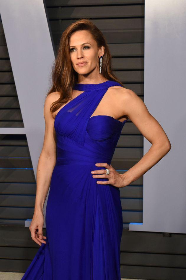 Jennifer Garnerattends 2018 Vanity Fair Oscar