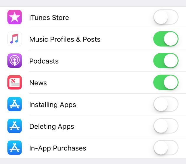 How To Stop Your Kids Making In-App Purchases On iOS And