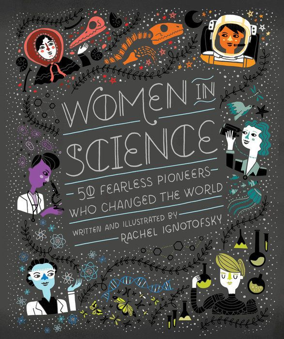 Kids interested in STEM (and even those who aren't) will love reading about the many women, including primatologist <a href=""