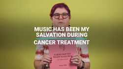 Music Has Been My Salvation During Cancer Treatment