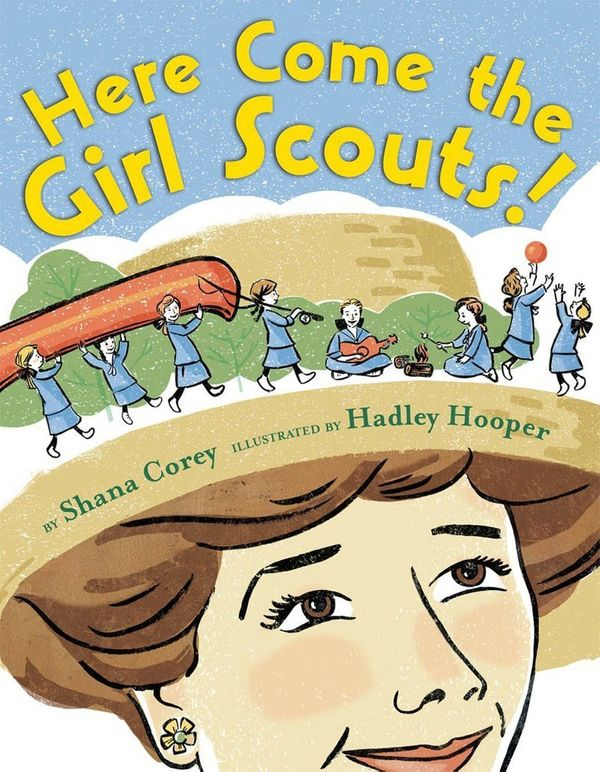 "Shana Corey shares the history of the Girl Scouts and the organization's founder, <a href=""http://www.girlscouts.org/en/about"