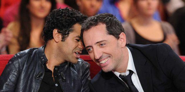 Télé: Quand Jamel Debbouze et Gad Elmaleh parlent de leurs
