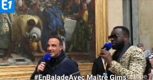 Maître Gims: On m'a refusé la nationalité Française