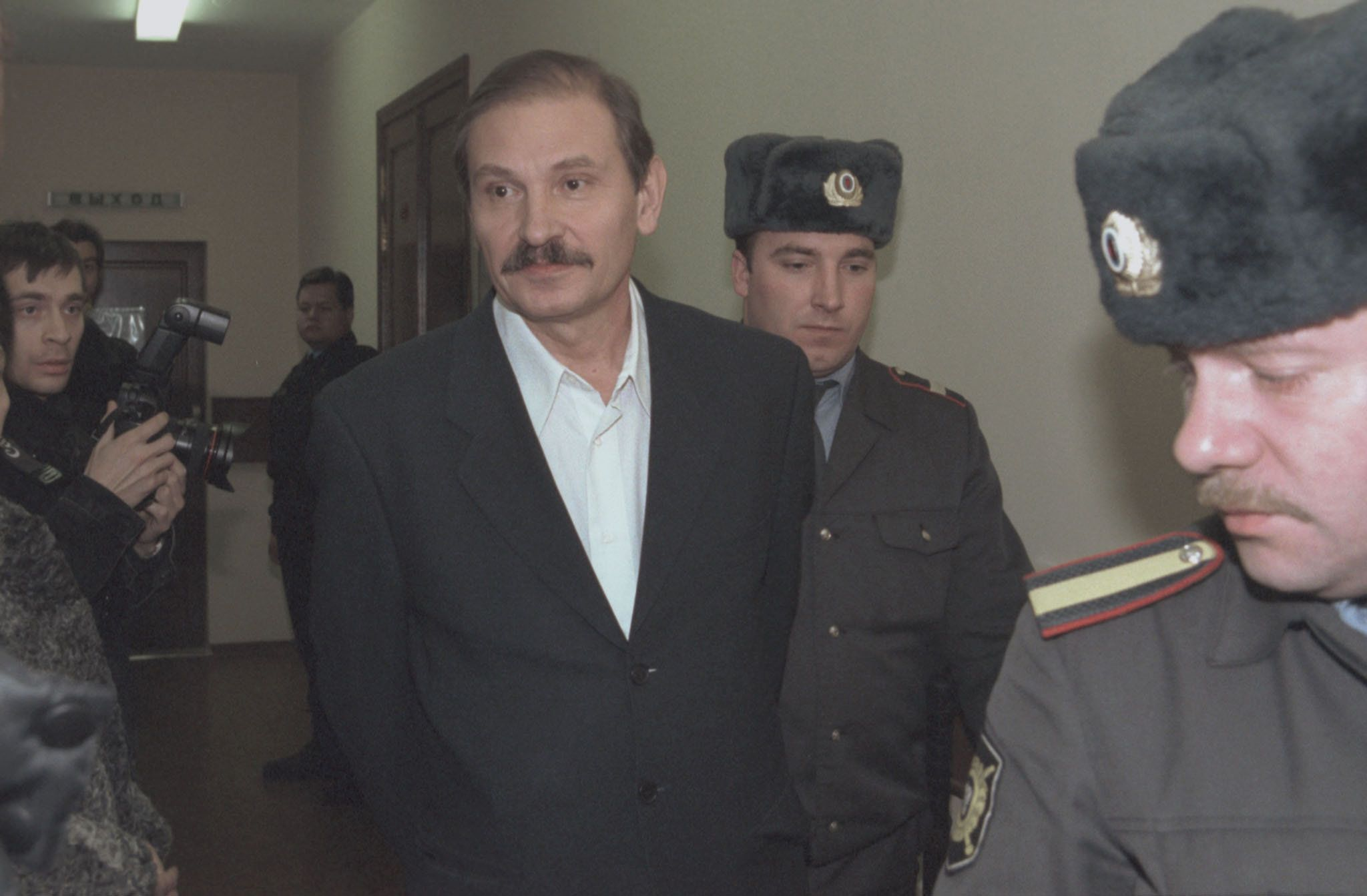 Nikolai Glushkov was found dead in his London apartment on Monday evening.