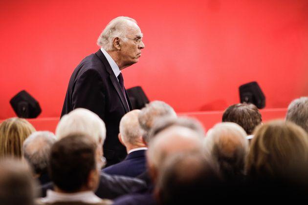 Ο Λεβέντης πήγε να μιλήσει στο συνέδριο του Κινήματος Αλλαγής και «τα έχωσε» στις πρώην ηγεσίες του ΠΑΣΟΚ...