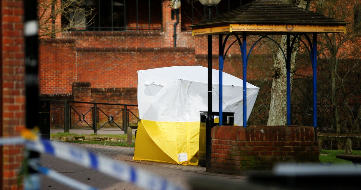 Downing Street Invites Chemical Weapons Watchdog To Test Salisbury Nerve Agent