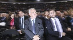 Δραγασάκης: Πάγια θέση του ΣΥΡΙΖΑ ένας συνασπισμός πολιτικών