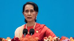 Lawyers File To Prosecute Myanmar Civil Leader For Crimes Against