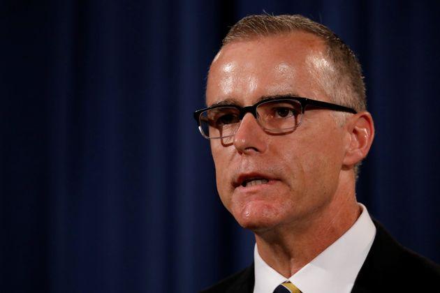 ΗΠΑ: Απολύθηκε ο πρώην αναπληρωτής διευθυντής του FBI, Άντριου