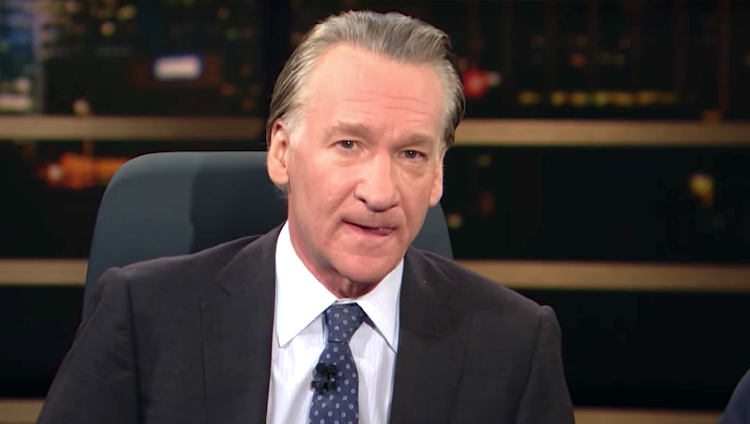 Bill Maher Delivers Blistering Critique Of Democrats' Political Courage