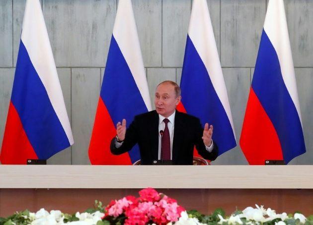Sous le feu des critiques occidentales, Poutine s'apprête à triompher dans les