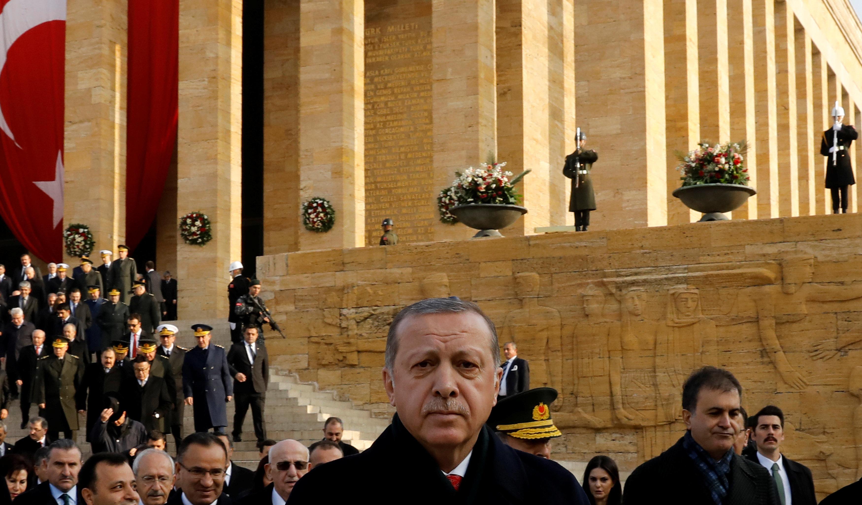 Η «ακτινογραφία» της Τουρκίας, πέρα από τις κραυγές